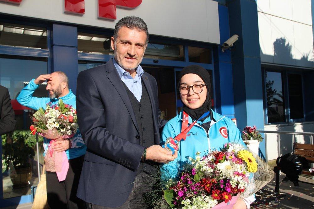 Büyükşehir Belediyespor'da hedef Olimpiyatlar