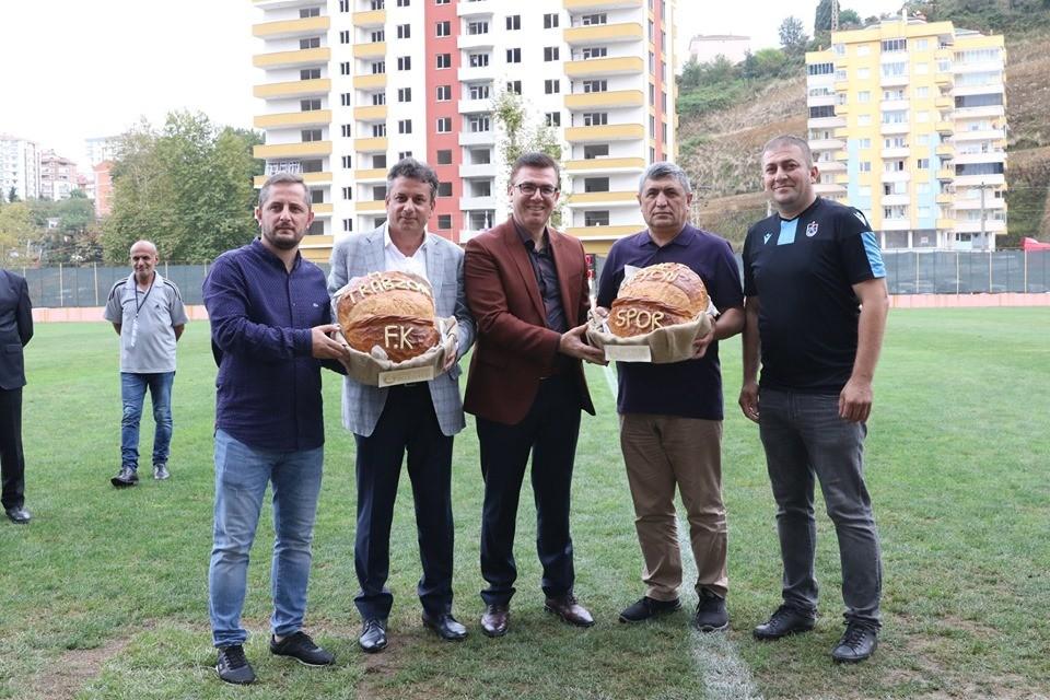 Hekimoğlu Trabzon evinde berabere