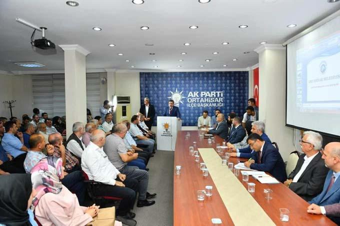 "Altunbaş: ""AK Parti'nin alternatifi yok"""