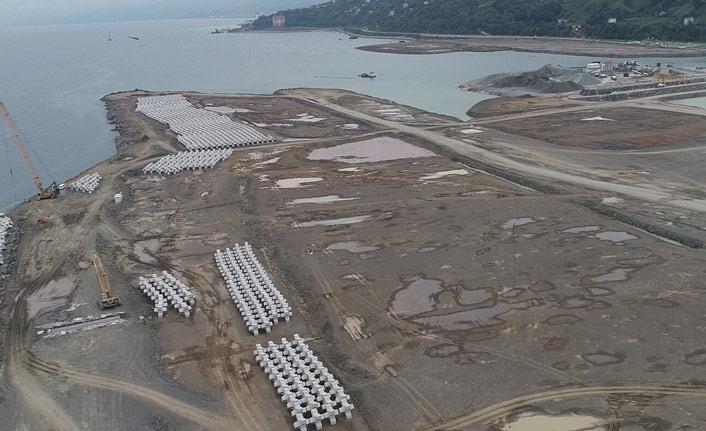 Rize -Artvin Havalimanı'nda son durum