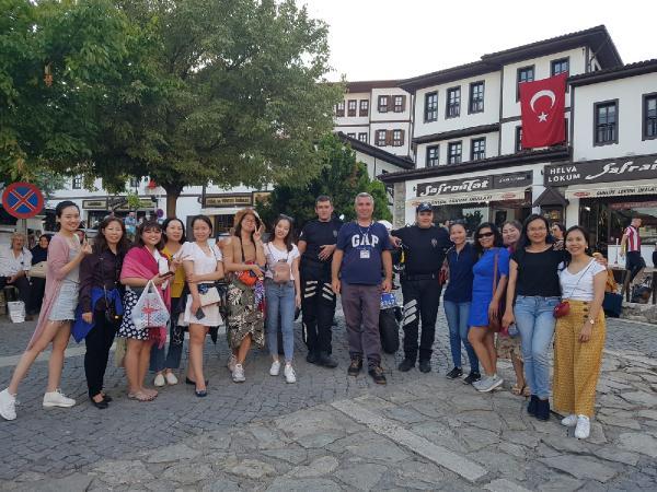 Uzak Doğu'dan Trabzon'a turist yağacak