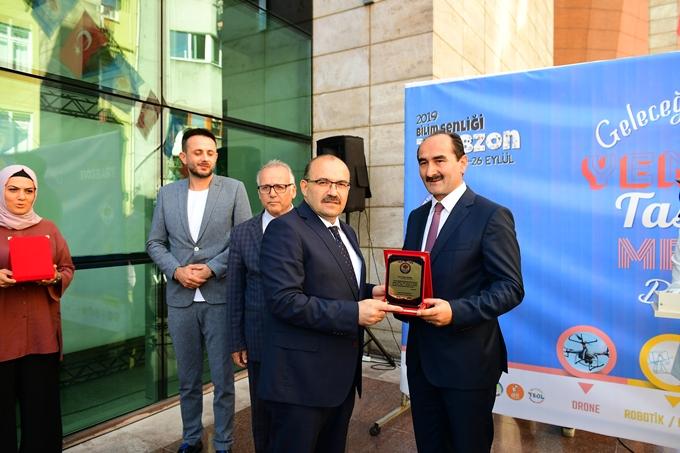 Bilim, Sanat ve Teknoloji Festivali Trabzon'da Başladı
