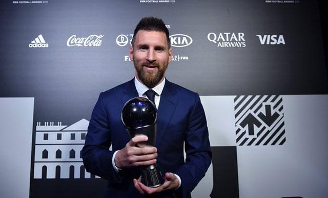 FIFA yılın futbolcusu belli oldu
