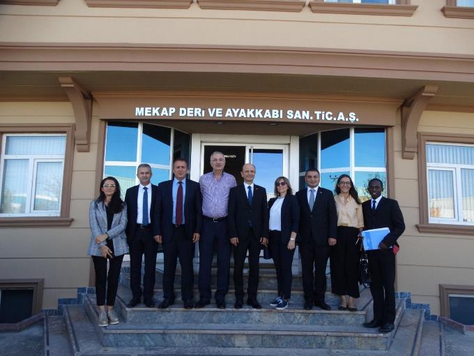 Kuzey Makedonya Büyükelçisi Mucunski Trabzon'da