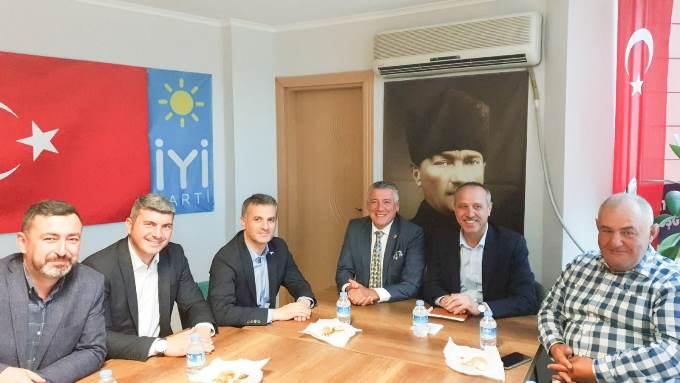 İYİ Parti Trabzon'da önemli toplantı
