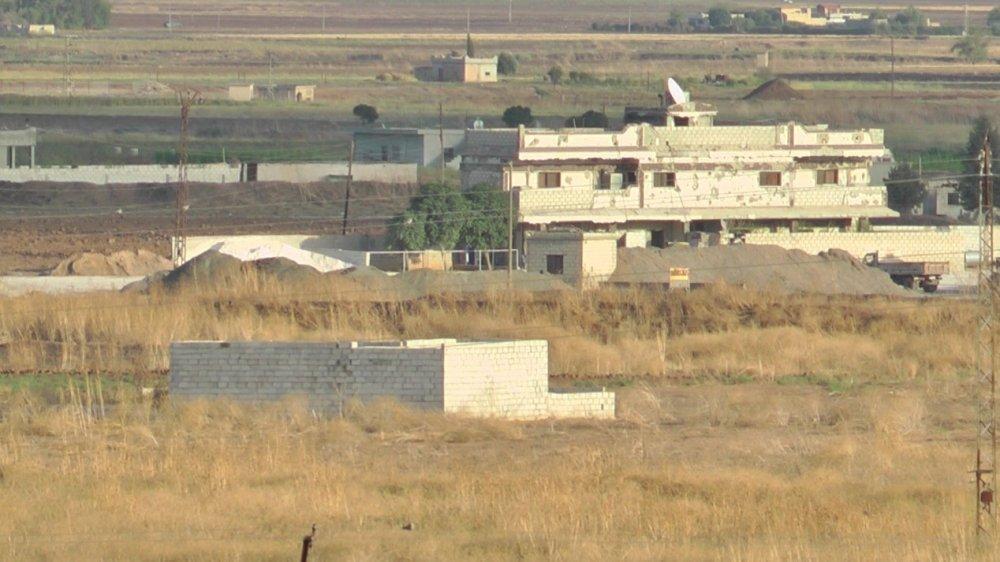 PKK/PYD terör örgütü çekildi
