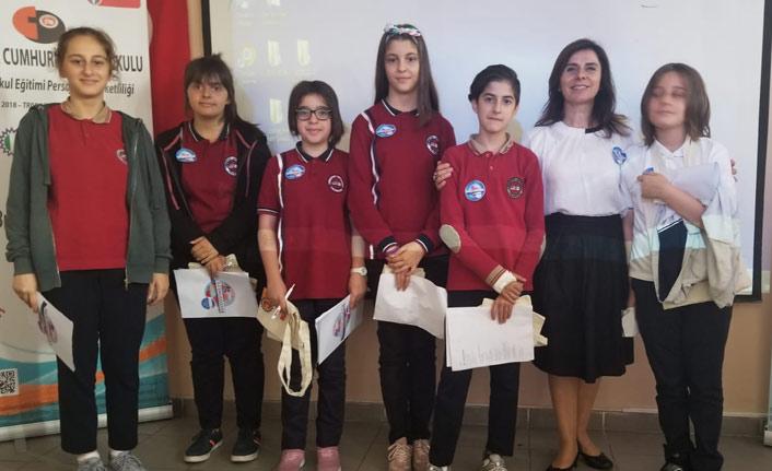 Okulda Erasmus etkinliği