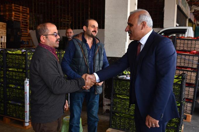 """Zorluoğlu sözü verdi - """"Trabzon'a yakışır hale getireceğiz"""""""