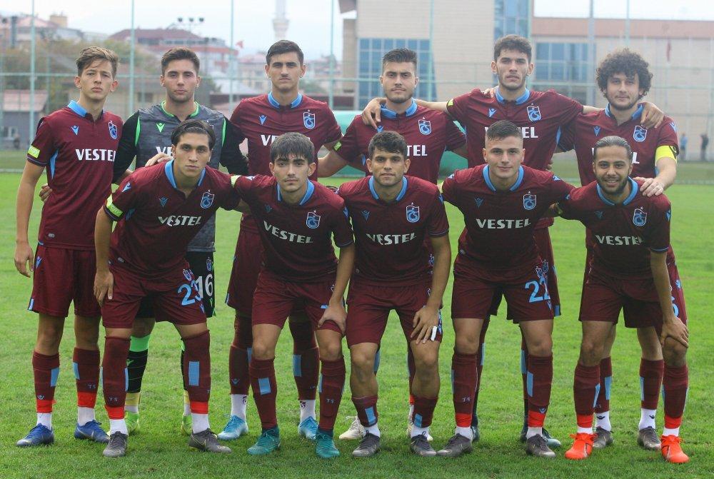 Trabzonspor U19 Bursaspor U19'u rahat geçti