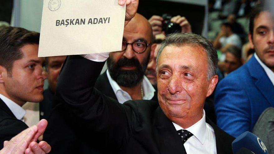 Beşiktaş Başkanı Ahmet Nur Çebi Kimdir? Nerelidir? İşte detaylar