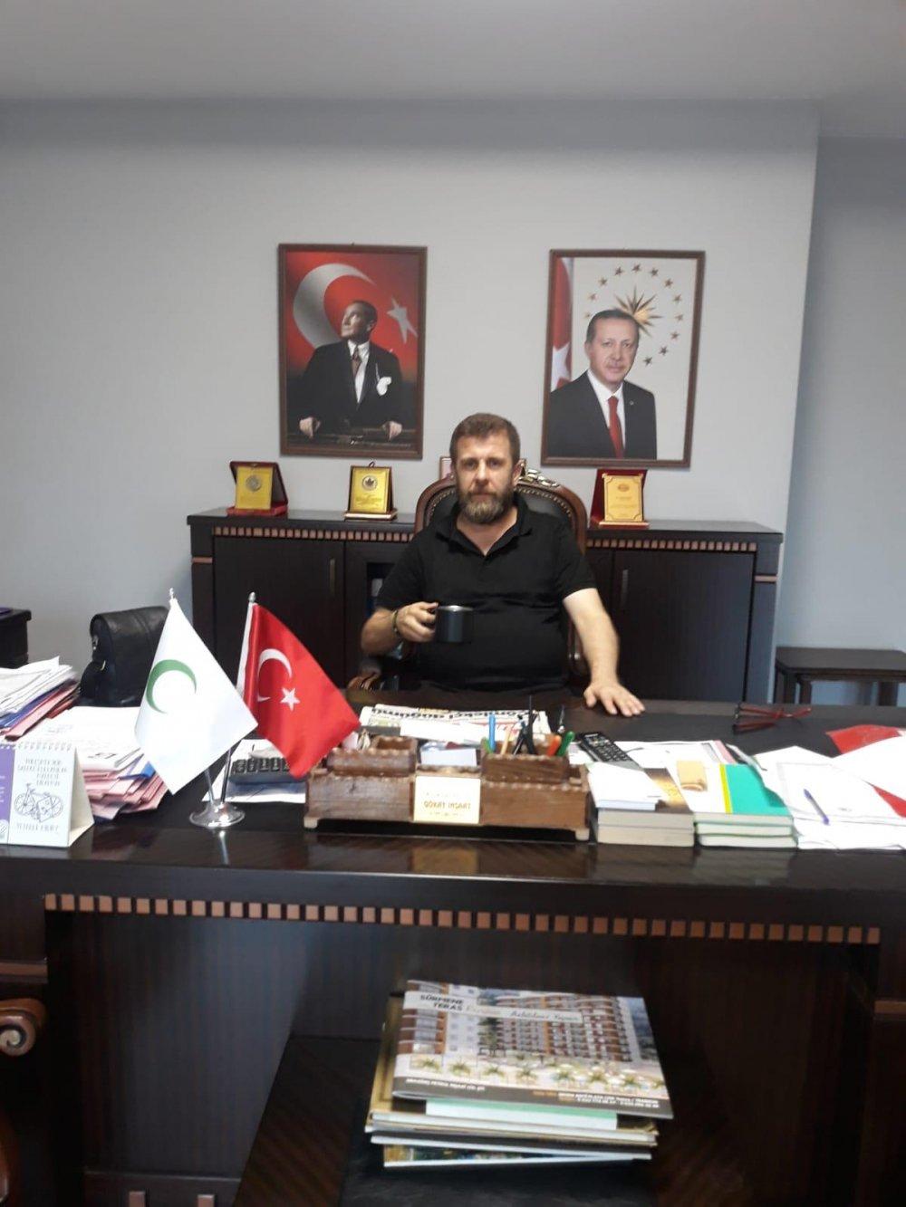 Recep Tayyip Erdoğan'ın Sigara çıkışına Trabzon'dan destek