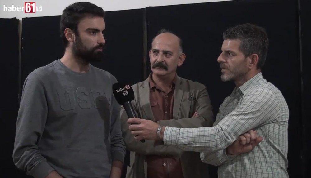 """Trabzon'da özel tiyatrolar dertli - """"Tiyatro değil salon kirliliği var"""""""