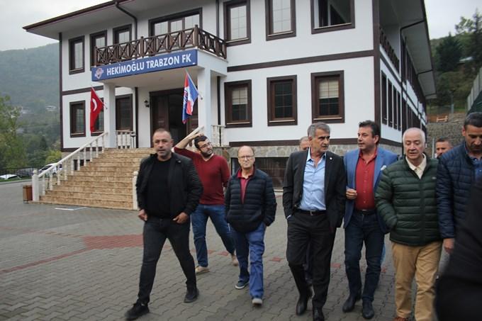 Şenol Güneş Trabzonspor'daki o anısını anlattı