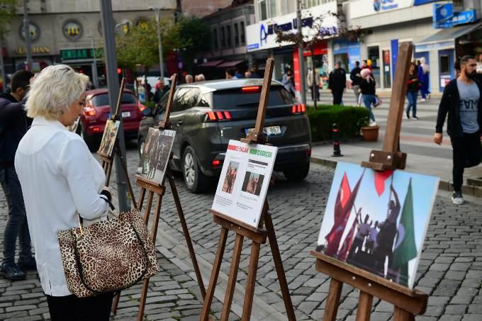 Trabzon'dan Barış Pınarı Harekatına Destek