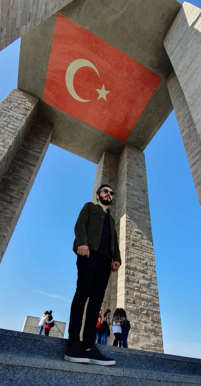 """Tarihi iliklerimize kadar hissettiğimiz bir proje - """"Kuruluştan kurtuluşa Söğüt'ten Çanakkale'ye"""""""