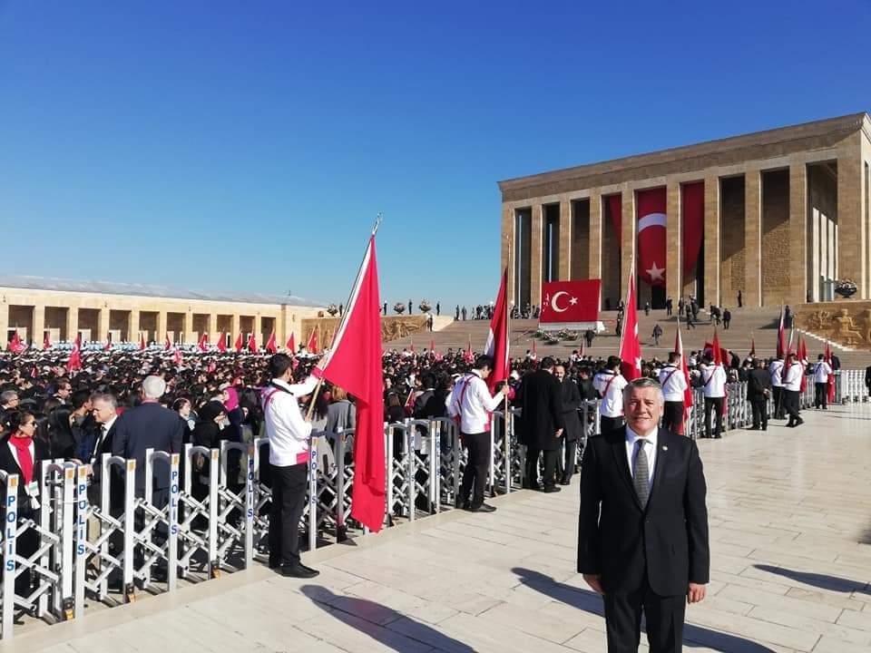 Hüseyin Örs'ten Cumhuriyet Bayramı mesajı