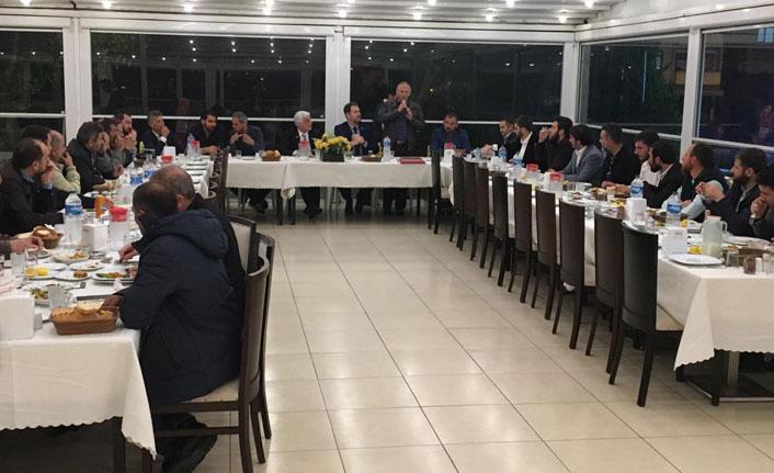 Yeniden Refah Trabzon'dan Ankara'ya çıkarma yapacak