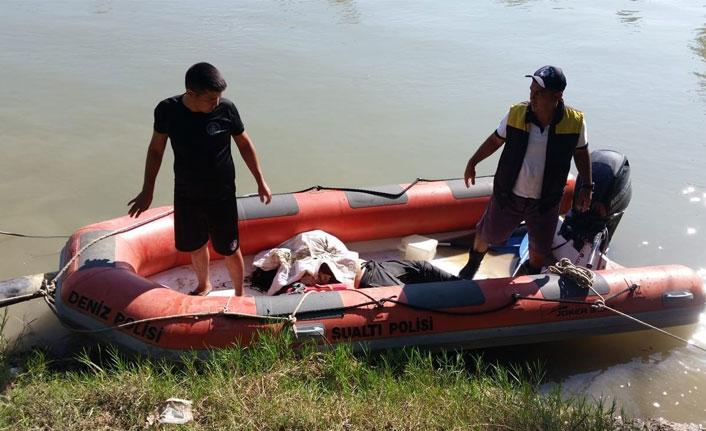 Adana'da kayıp kadının cesedi nehirde bulundu