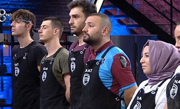 Trabzonlu Murat Tokmak MasterChef'ten elendi!