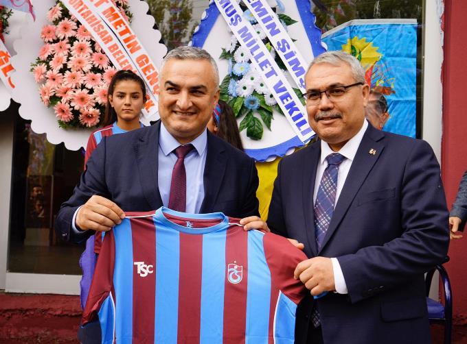 Muş'ta Trabzonspor Taraftarlar Derneği açıldı