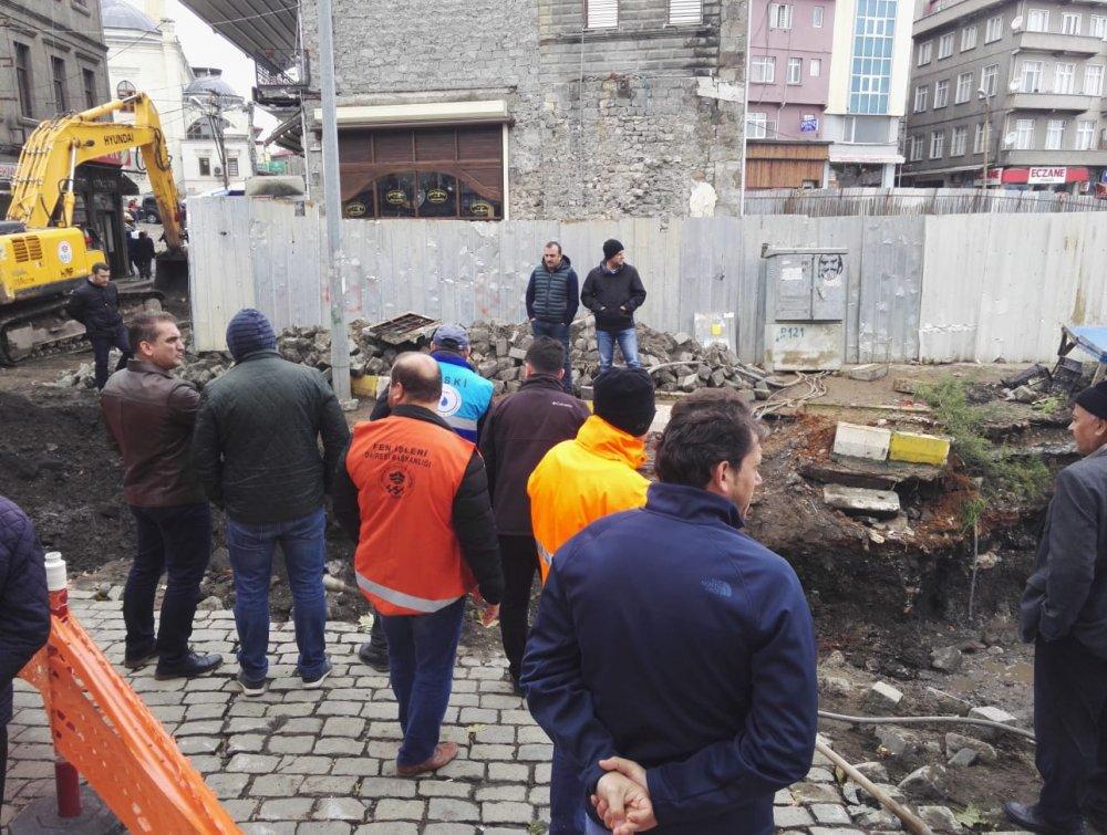 Pazarkapı yine patladı - Zorluoğlu olay yerinde