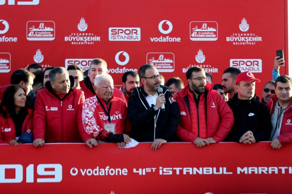 İstanbul Maratonu'nu kazananlar belli oldu!