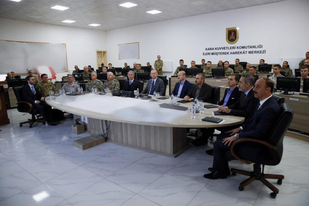 Kritik ziyaret - Cumhurbaşkanı Erdoğan Şanlıurfa'da