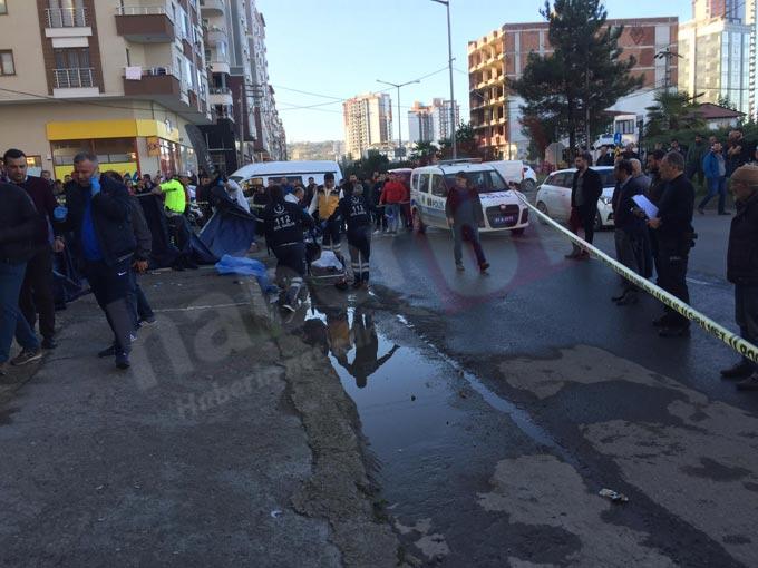 Trabzon'da tartışma kötü bitti - 1 Ölü 1 Yaralı