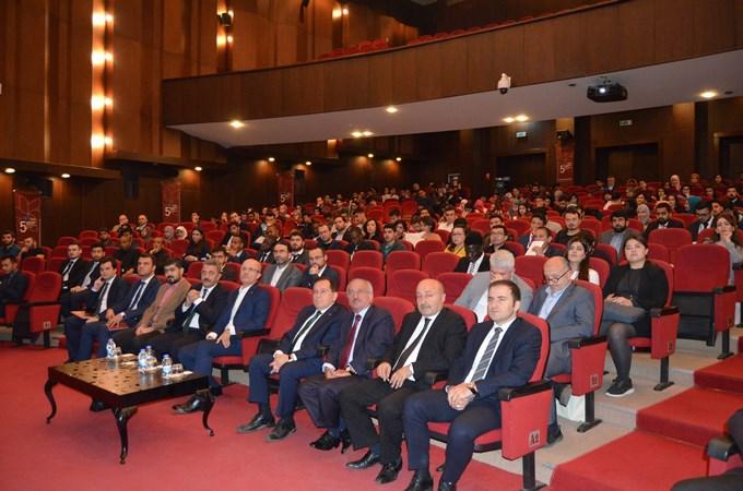 Trabzon'da 5. Uluslararası Sosyal Bilimler Kongresi