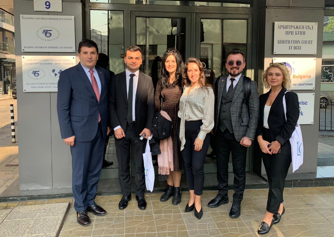 Trabzon İnovasyon merkezini o ülkede anlattılar