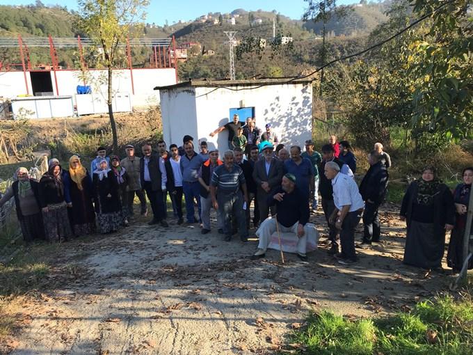 Giresun'da 200 hanenin su ihtiyacını karşılıyordu - Yapılan çalışma tepki çekti