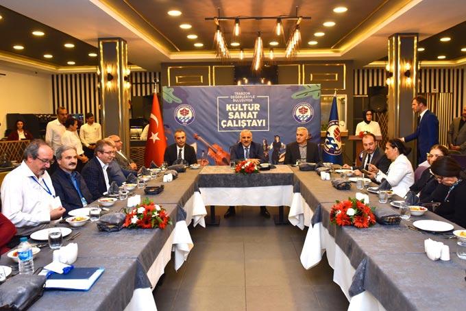 Trabzon için bir araya geldiler! Hedef 2020