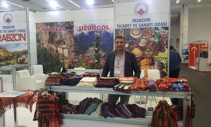 TTSO Ankara'da Trabzon'un turizmini tanıttı