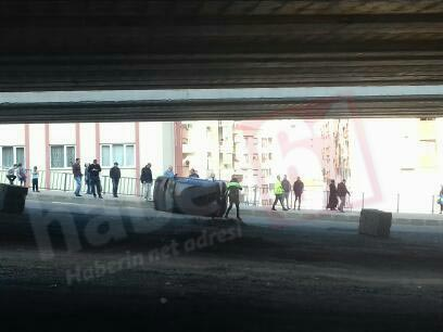 Trabzon'da kaza - 2 yaralı