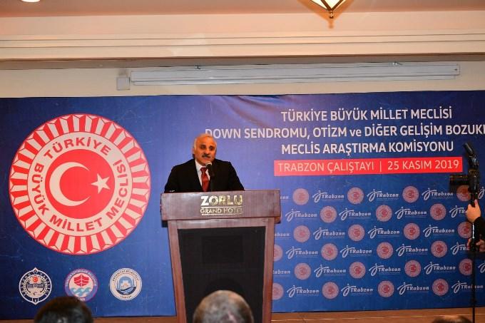 TBMM Komisyonu Trabzon'da toplandı
