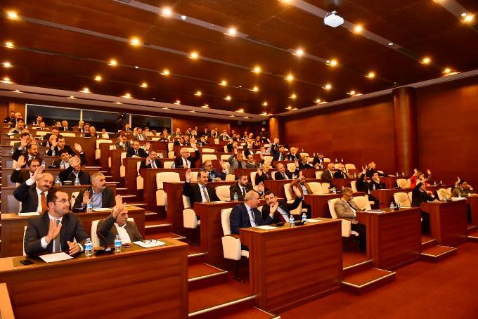 Trabzon Büyükşehir ve ilçe belediyelerinin bütçeleri belli oldu