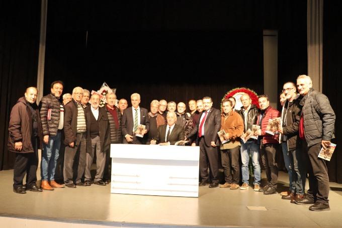 Trabzonspor efsanesinin kitabına yoğun ilgi
