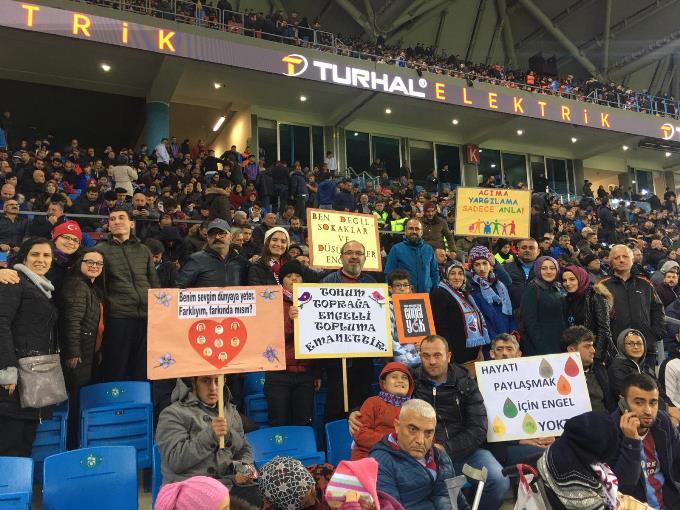 Trabzonspor'dan Özel Etkinlik