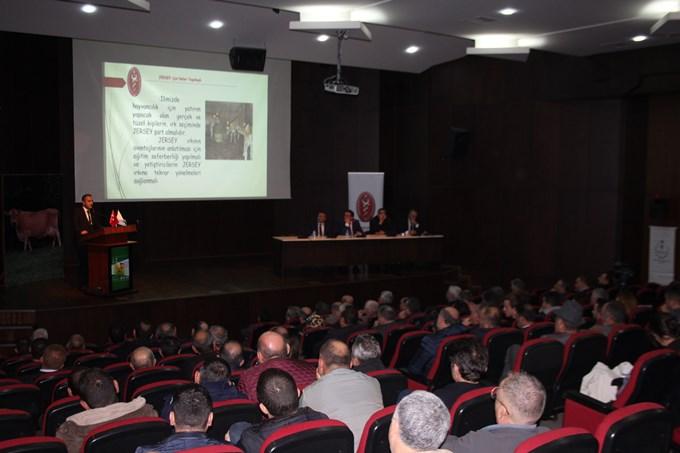 """Trabzon'da Jersey Çalıştayı - """"Sadece geçim kaynağı değil"""""""