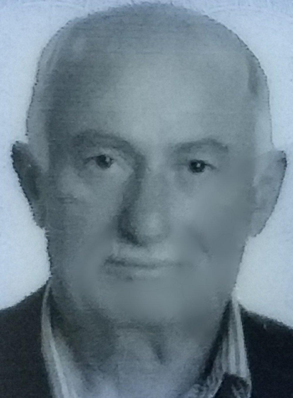 Acı olay - Emekli banka müdürü bakın nerede bulundu