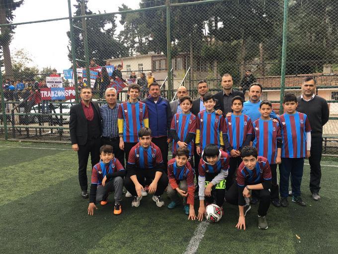 """Köy Okulları İçin """"el birliği"""" – Trabzonspor'dan büyük destek"""