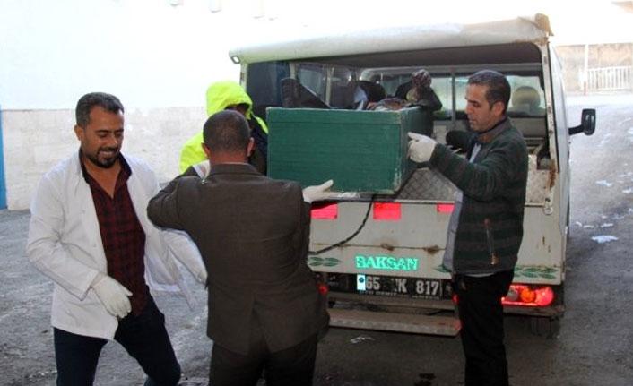 İran sınırında yürek yakan olay!