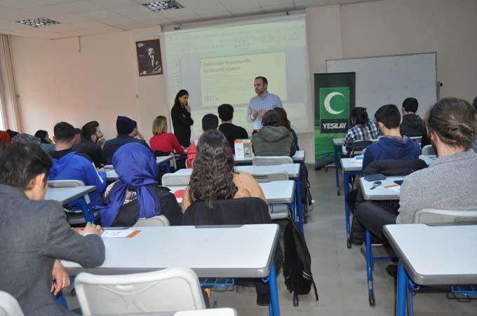 Trabzon Üniversitesinde Bağımlılıkla Mücadele Konferansı