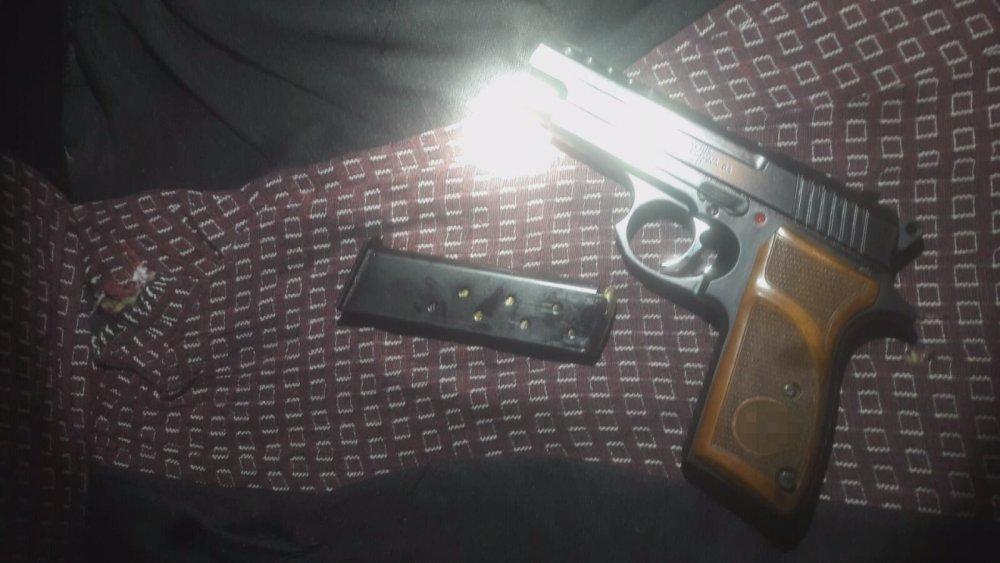 Trabzon'da muhtarı vuran şahıs yakalandı