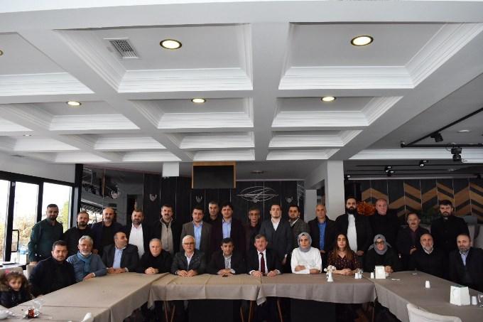 """AK Parti Ortahisar İlçe toplantısı yapıldı: """"Tüm gücümüzle 2023'e doğru yürüyoruz"""""""