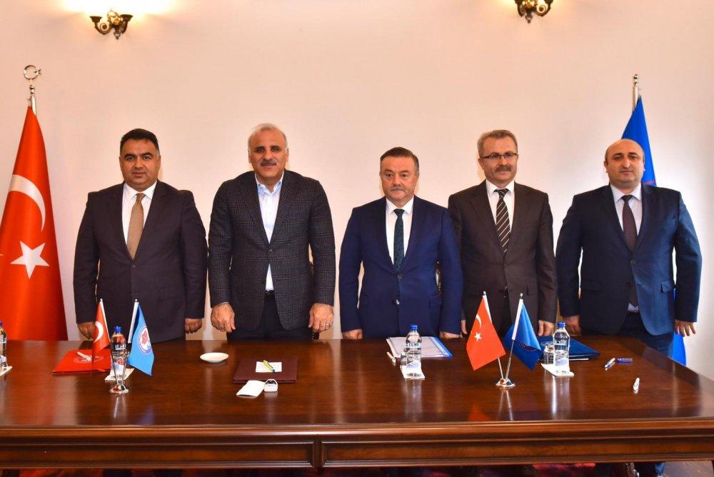 Trabzon'da organik tarım için imzalar atıldı