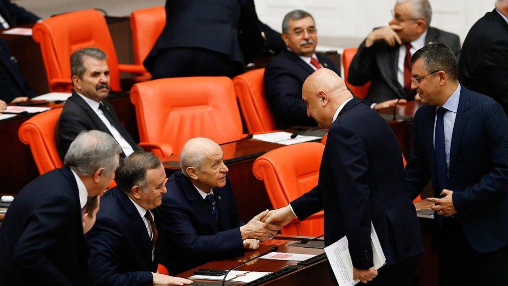 Libya tezkeresi oylama sonucu belli oldu