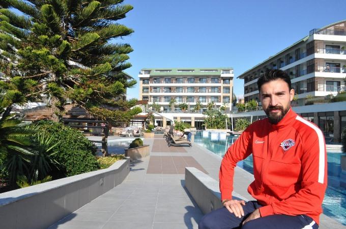 """Volkan Altınsoy: """"Başarı için biz bu yola baş koyduk"""""""