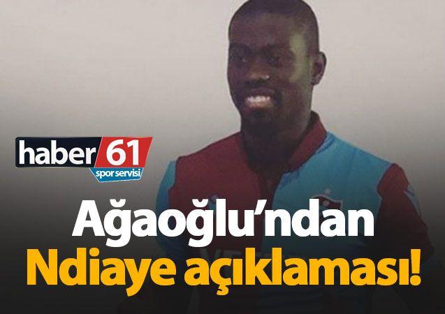 Trabzonspor başkanı Ahmet Ağaoğlu'ndan flaş açıklamalar