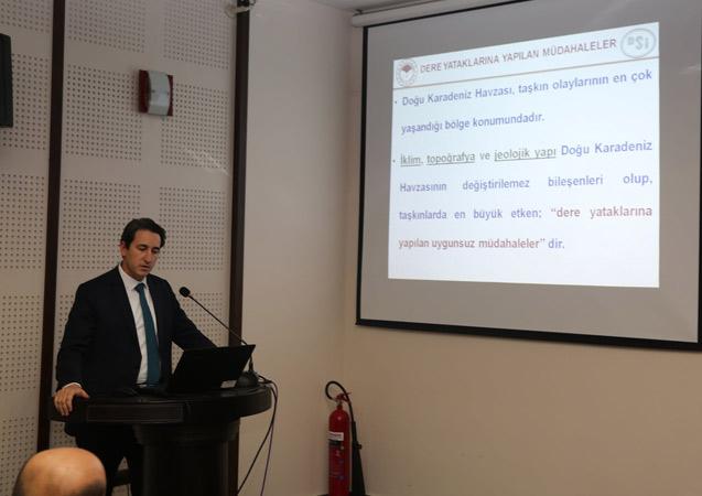 Doğu Karadeniz'de taşkınların önlenmesi için önemli karar